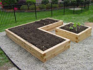 Creating A Kitchen Garden Jim S Mowing Nz