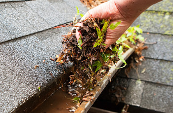 4 Crucial Steps To Prevent Clogged Gutters