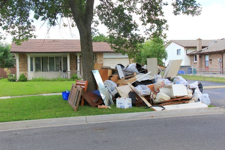 Have You Got a Rubbish Buildup?