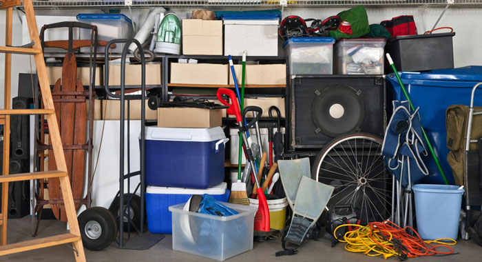Steps to Eliminate Rubbish from Your Shed